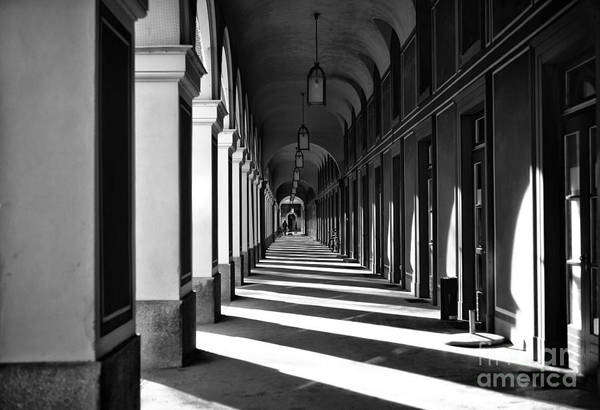Photograph - Lines In Munich by John Rizzuto