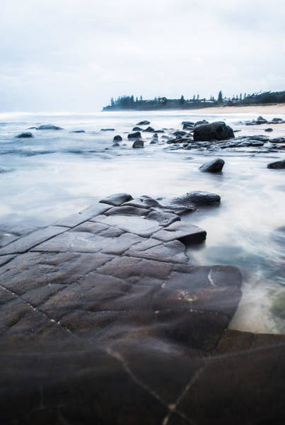 Photograph - Lines In The Rocks by Parker Cunningham