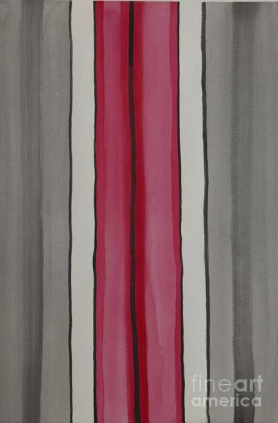 Painting - Lines by Jacqueline Athmann