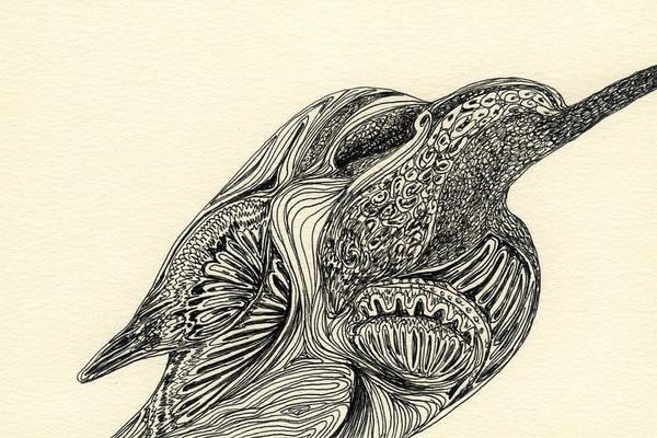 Lines - #ss13dw009 Art Print by Satomi Sugimoto