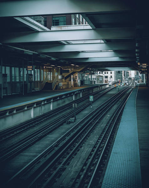 Photograph - Lines To The Loop by Nisah Cheatham