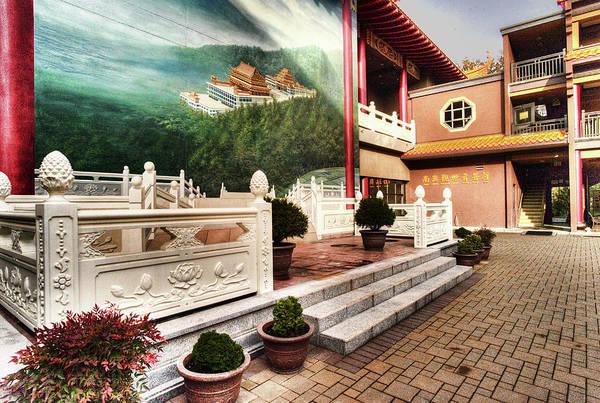 Photograph - Lingyen Mountain Temple 20 by Lawrence Christopher