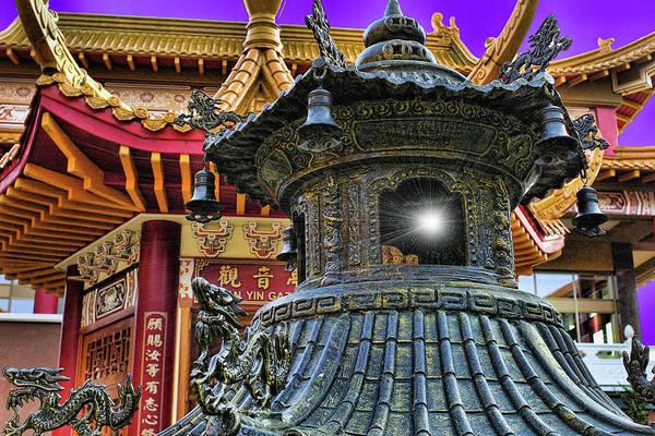 Photograph - Lingyen Mountain Temple 24 by Lawrence Christopher