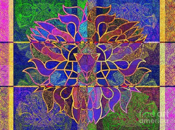 Kingship Wall Art - Digital Art - Lion Legacy Dominion Dimensions by Trent Jackson
