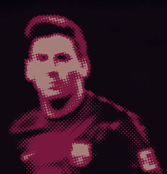 Barcelona Digital Art - Lionel Messi  by Art Spectrum