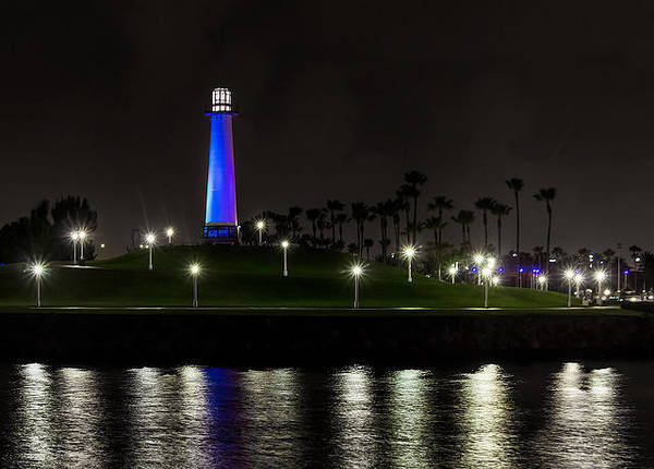 Photograph - Lion's Lighthouse For Sight by Ed Clark