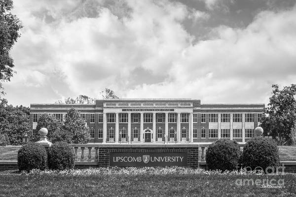 Nashville Photograph - Lipscomb University Burton Health Sciences Center by University Icons