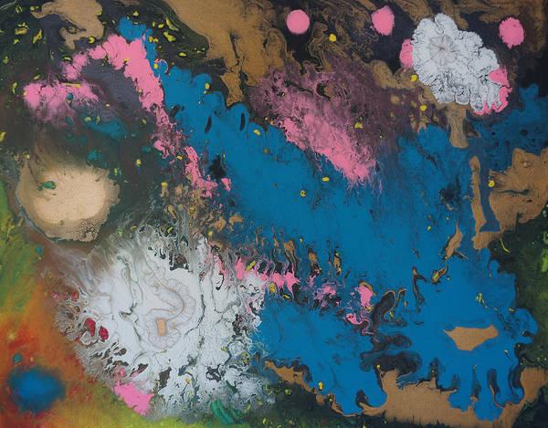 Painting - Liquid Dreams 2 by Adam Asar