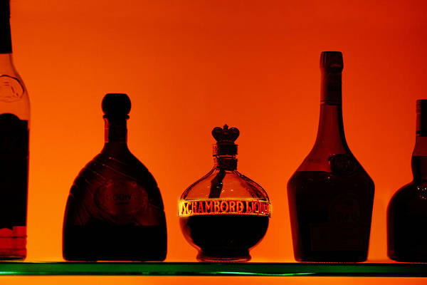 Photograph - Liquor Still Life by Jill Reger