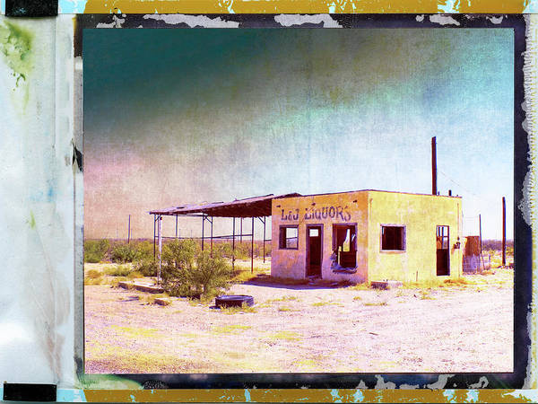 Wall Art - Photograph - Liquor Store by Dominic Piperata