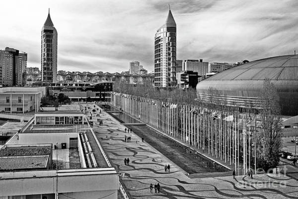 Photograph - Lisboa - Portugal - Parque Das Nacoes by Carlos Alkmin