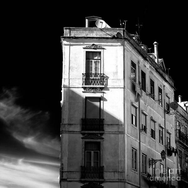 Wall Art - Photograph - Lisboa Shadows by John Rizzuto