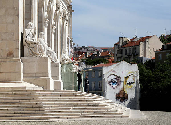 Photograph - Lisbon 10 by Andrew Fare