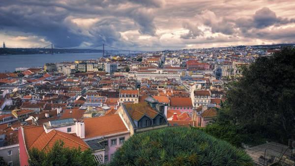 Photograph - Lisbon Portrait by Joan Carroll
