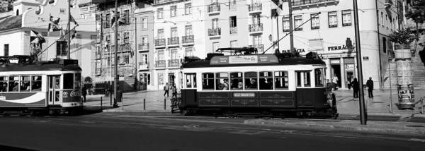 Photograph - Lisbon Trolley 12b by Andrew Fare