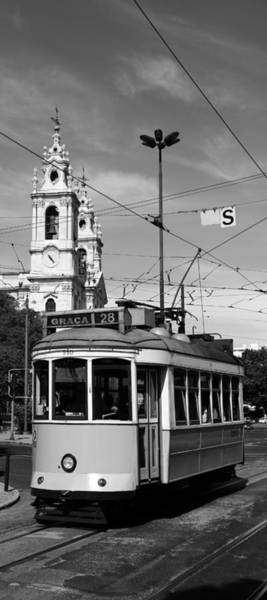 Photograph - Lisbon Trolley 6b by Andrew Fare