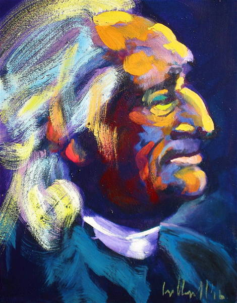 Painting - Liszt by Les Leffingwell
