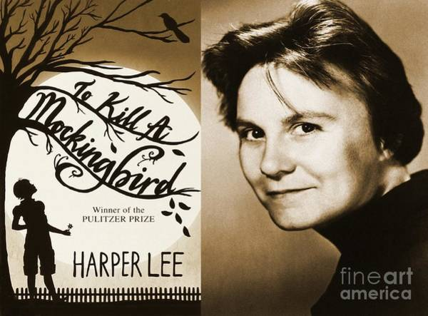 Harper Lee Wall Art - Photograph - Literary Nostalgia by John Malone