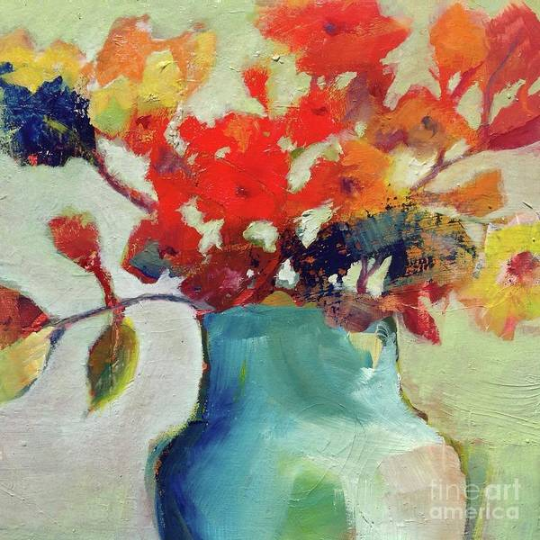 Painting - Little Bouquet by Michelle Abrams