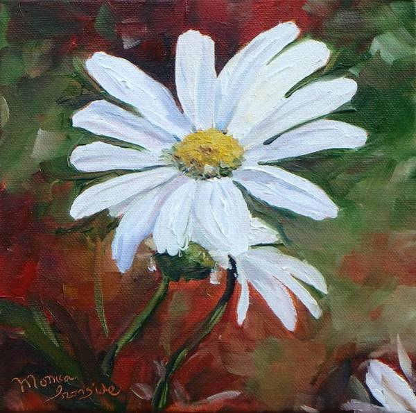 Painting - Little Daisy by Monica Ironside