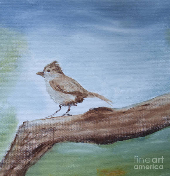 Painting - Little Friend by Shelley Myers