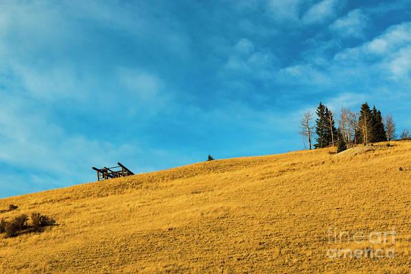 Photograph - Little Grouse Mines by Steve Krull