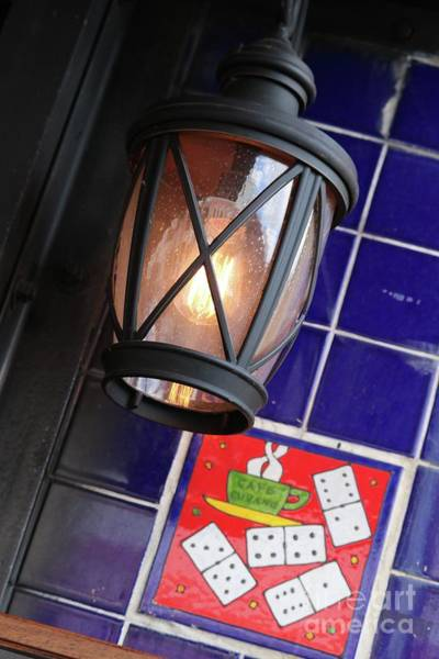 Photograph - Little Havana Lamp by Carol Groenen