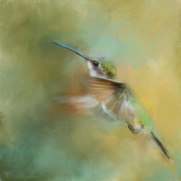 Painting - Little Head Turner by Jai Johnson