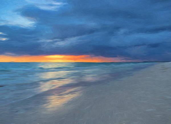Photograph - Little Hickory Beach by Kim Hojnacki