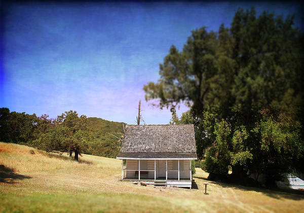 Photograph - Little House by Laurie Search