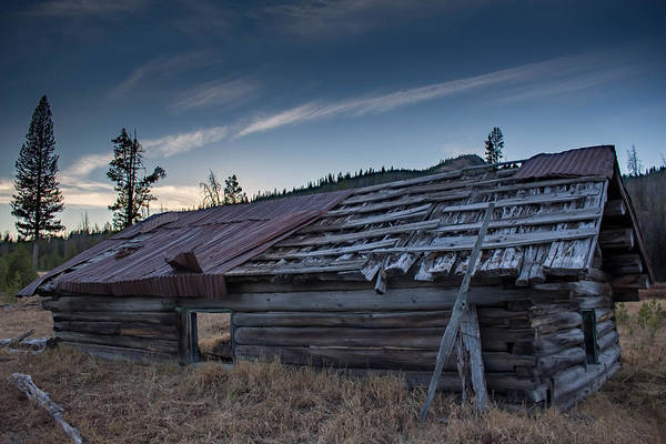 Michael Miller Wall Art - Photograph - Little House On The Mountain by Michael Miller