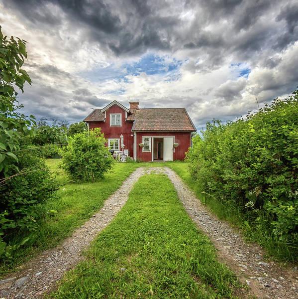 Wall Art - Photograph - Little House On The Prairie by Stelios Kleanthous