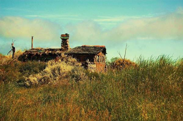 Photograph - Little House On The Prairie by HweeYen Ong