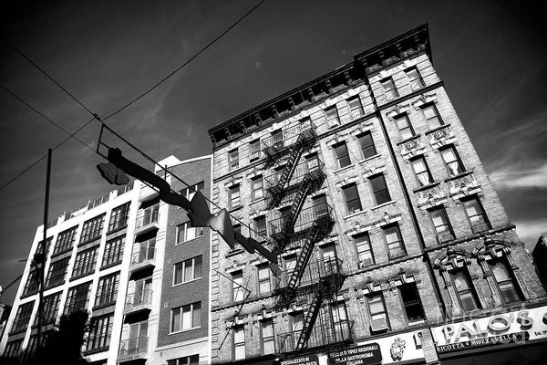 Photograph - Little Italy Angles by John Rizzuto
