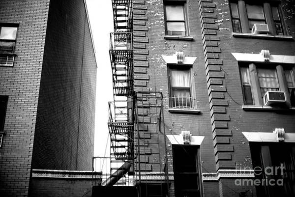 Photograph - Little Italy Brick by John Rizzuto