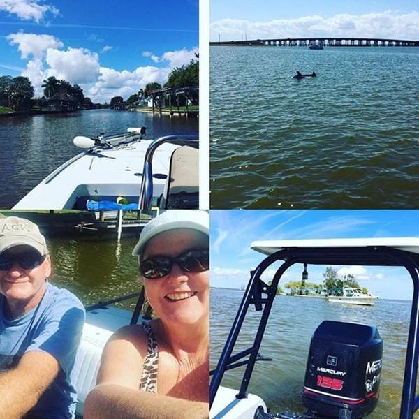 Photograph - Little Jaunt Out On The #bananariver by Melissa Abbott