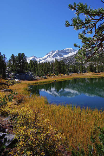 Photograph - Little Lakes Valley 2 by Eastern Sierra Gallery
