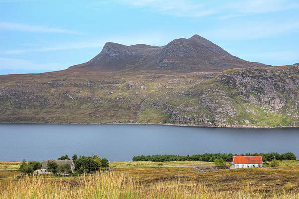 Broom Photograph - Little Loch Broom - Scotland by Joana Kruse