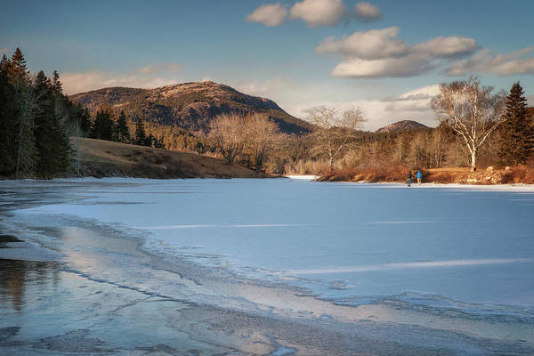 Photograph - Little Long Pond by Darylann Leonard Photography