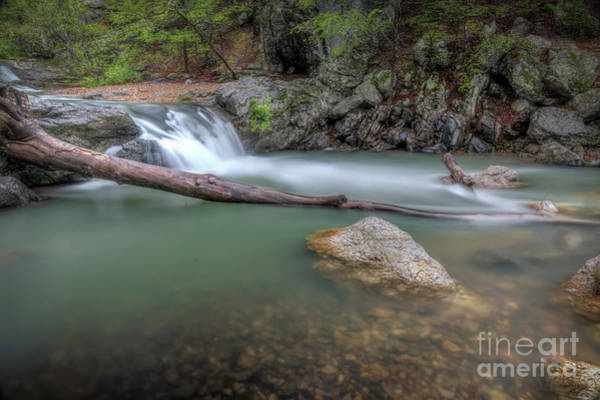Photograph - Little Missouri Falls 2 by Larry McMahon
