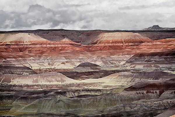 Photograph - Little Painted Desert 2 by Robert Woodward