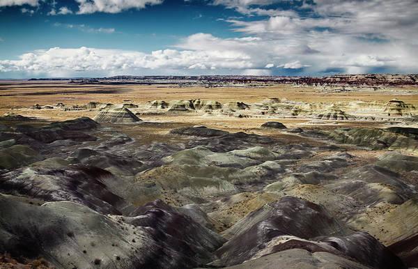 Photograph - Little Painted Desert 4 by Robert Woodward