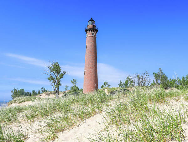 Wall Art - Photograph - Little Point Lighthouse by Dan Sproul