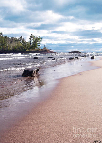 Little Presque Isle Art Print