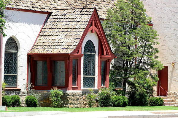 Photograph - Little Red Church by Colleen Cornelius