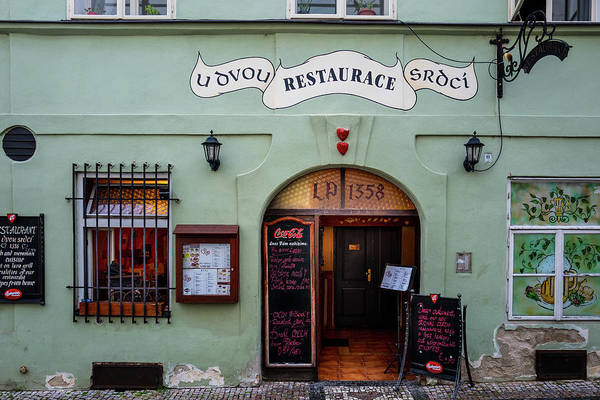 Photograph - Little Restaurant by M G Whittingham