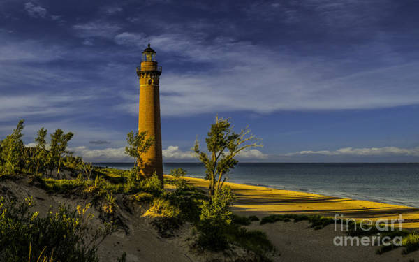 Wall Art - Photograph - Little Sable Morning by Nick Zelinsky