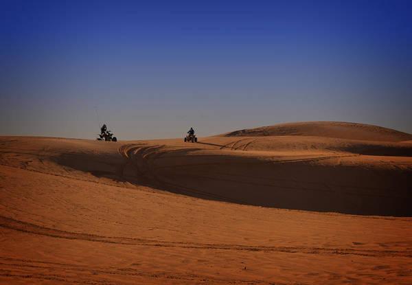 Atv Photograph - Little Sahara by Ricky Barnard
