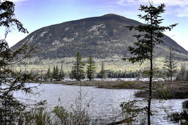 Photograph - Little Spencer Mountain by John Meader