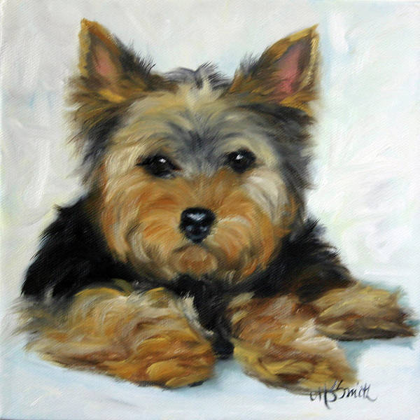 Wall Art - Painting - Little Tinker by Mary Sparrow